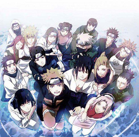 Naruto nakama
