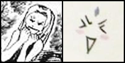 Sakura fangirl con Sasuke -nina-adulta