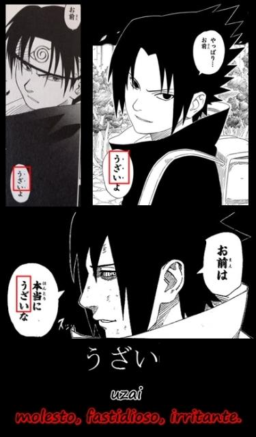 Sasuke uzai